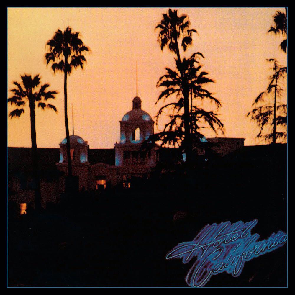 Hotel California - SACD cover
