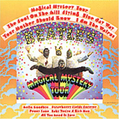 Magical Mystery Tour -  cover