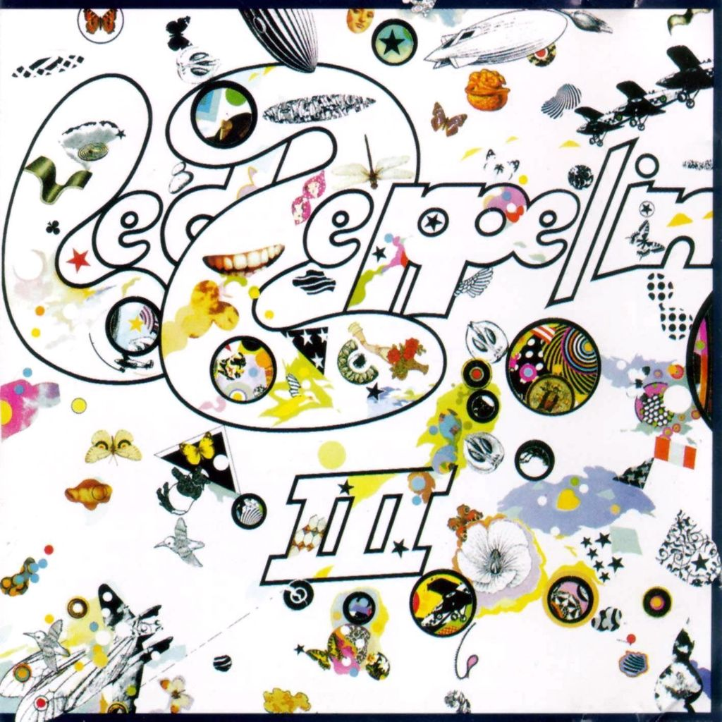 Led Zeppelin III -  cover