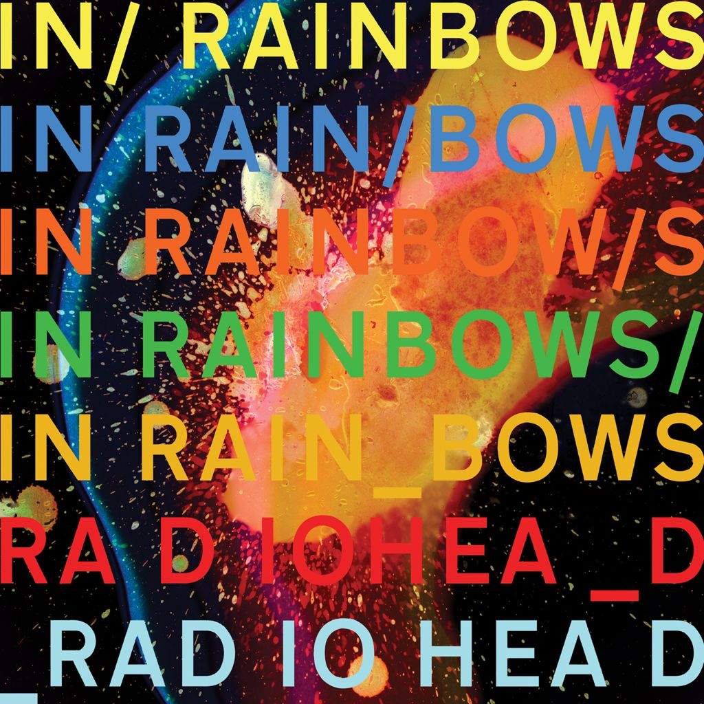 In Rainbows -  cover