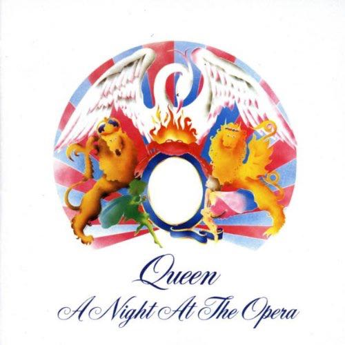A Night At The Opera - DVD-A cover