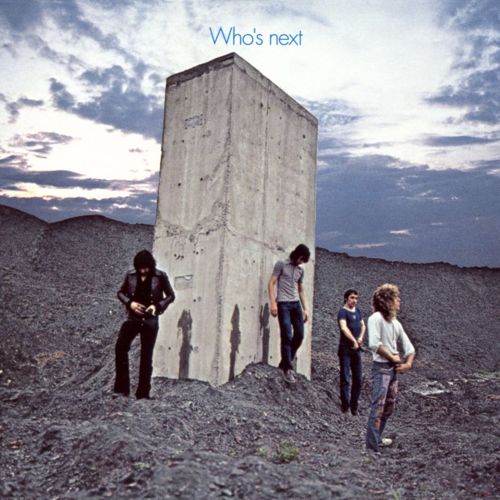 Who's Next -  cover