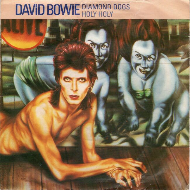 Diamond Dogs - 7