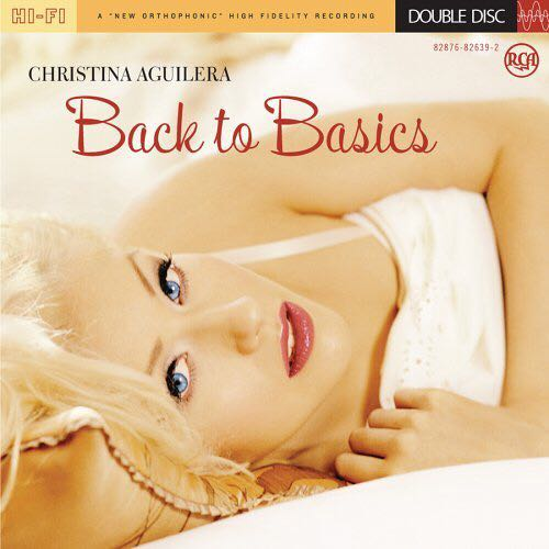 Back To Basics -  cover