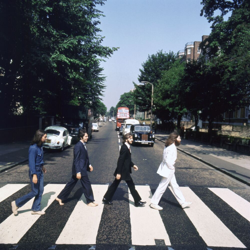 Abbey Road - 12