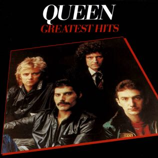Greatest Hits -  cover