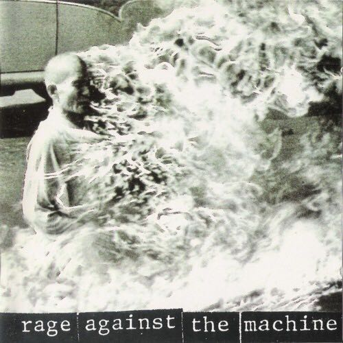 Rage Against The Machine - MP3 cover