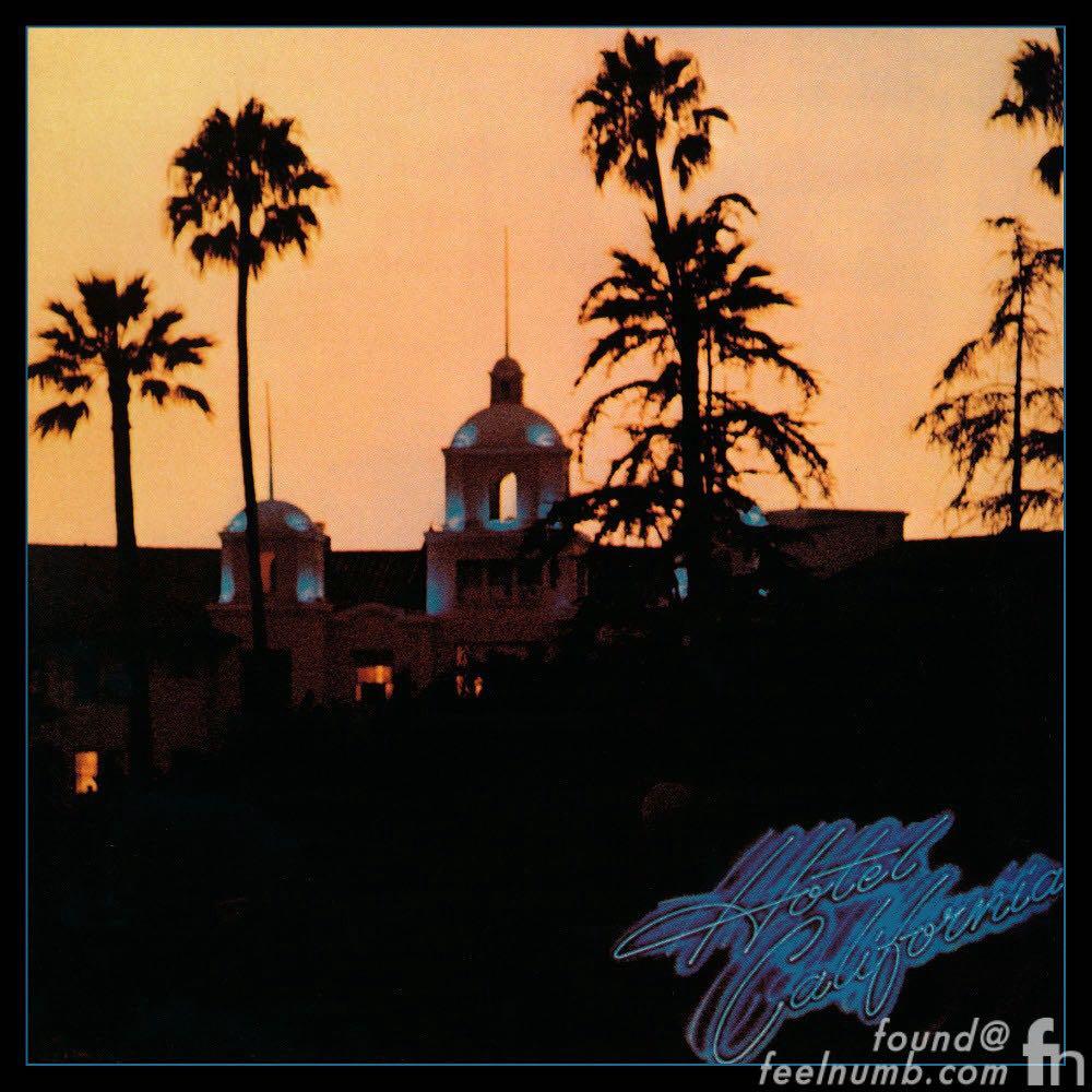 Hotel California - 12