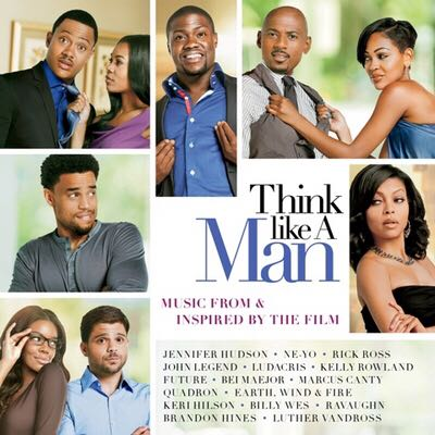Think Like A Man - MP3 cover
