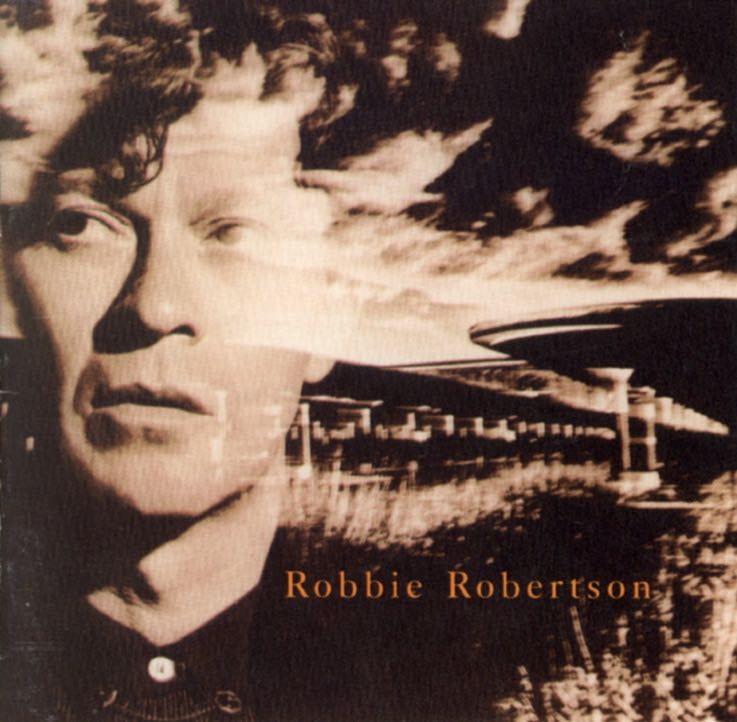 Robbie Robertson -  cover