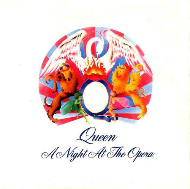 A Night At The Opera -  cover
