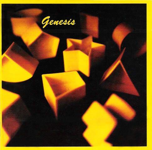 Genesis - CD cover