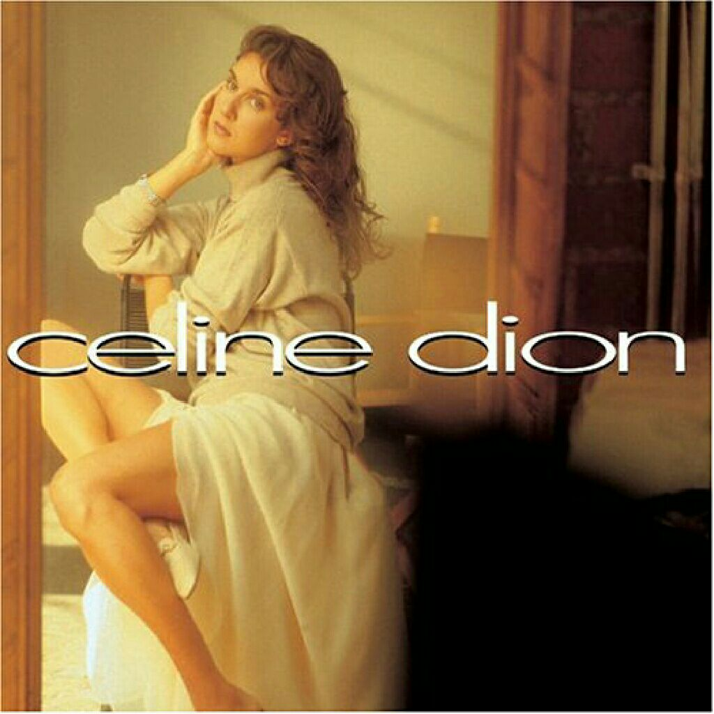 Celine Dion - CD cover