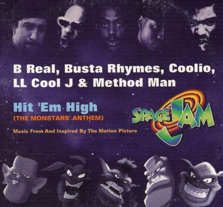 Hit 'em High - CD cover