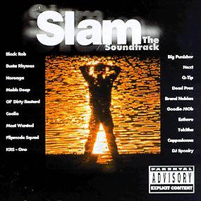 Slam - CD cover