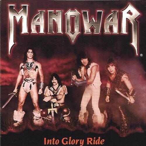 MANOWAR Into Glory Ride - 12