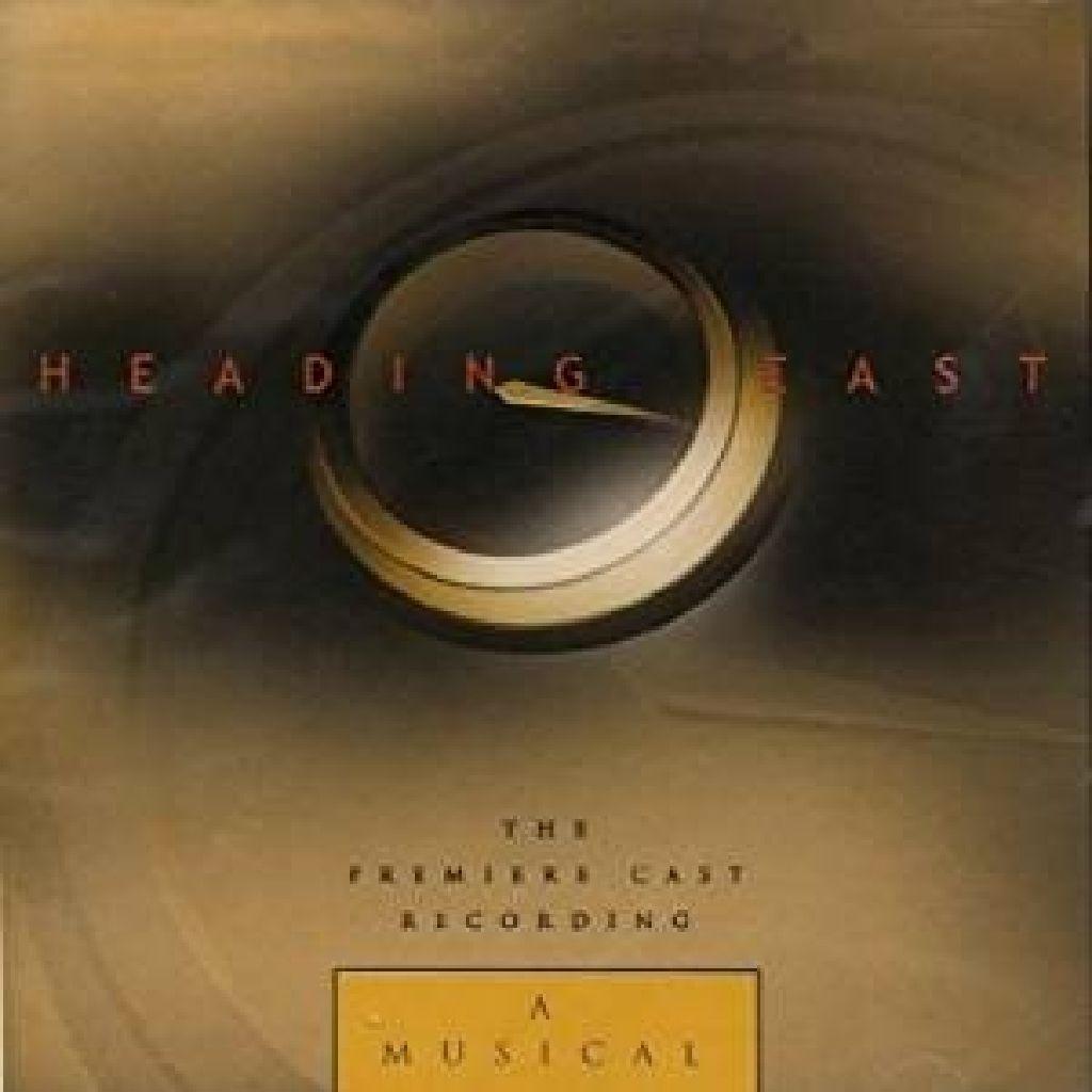 Heading East - CD cover