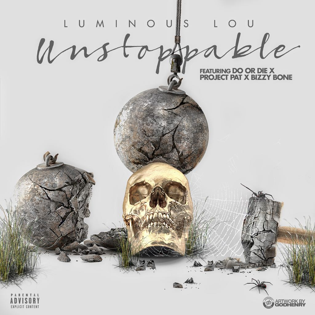 Unstoppable - MP3 cover