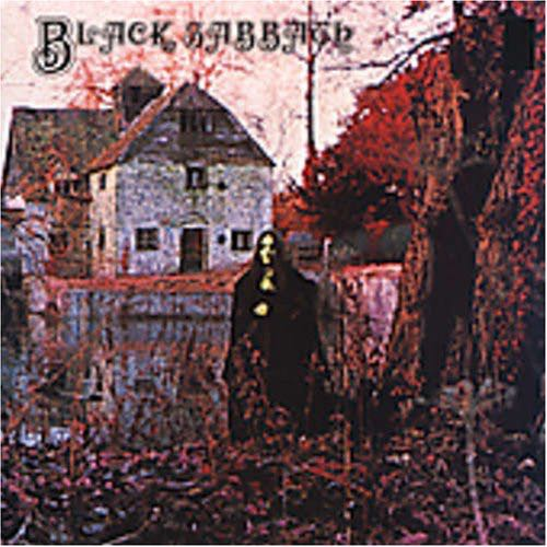 Black Sabbath - CD cover