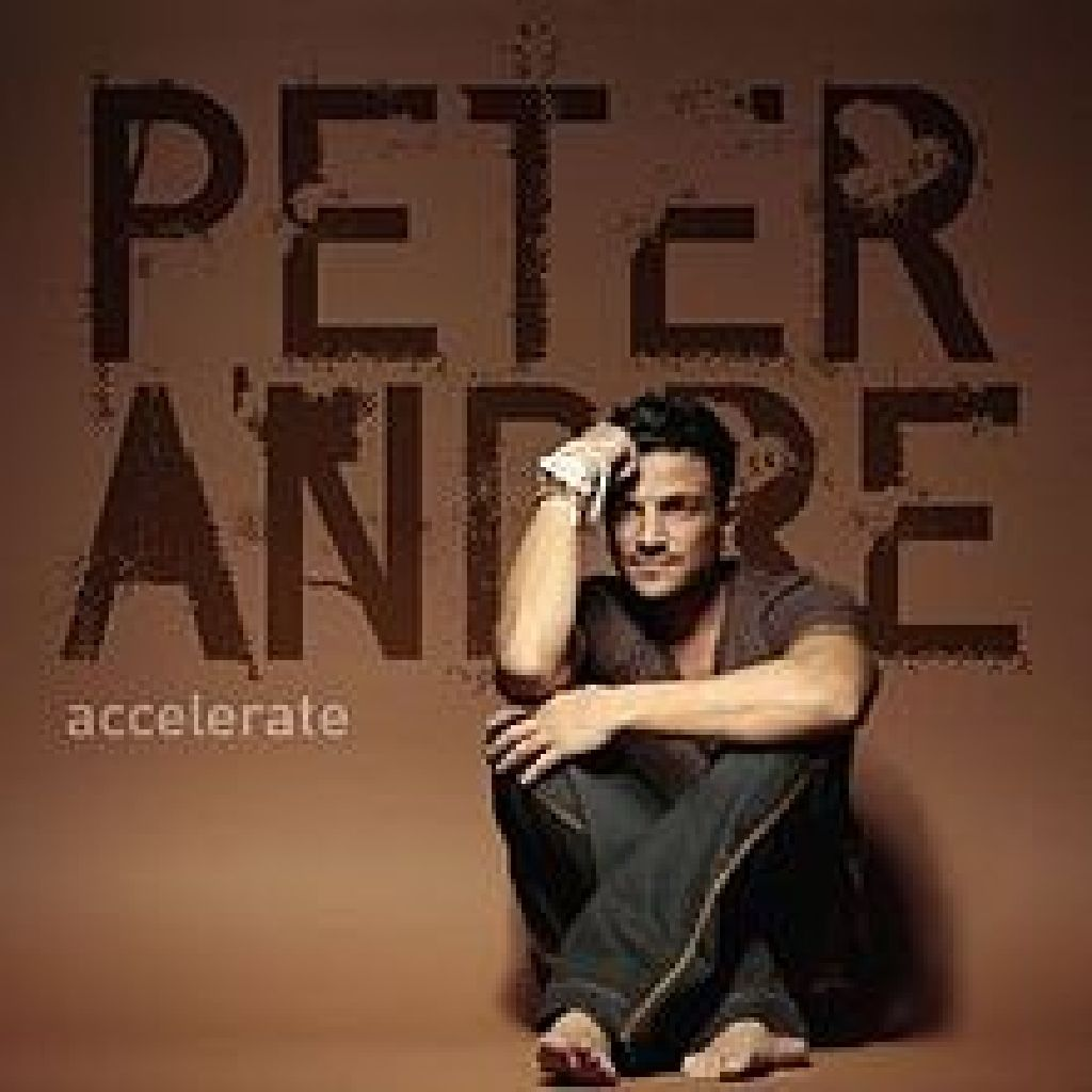 Accelerate - CD cover