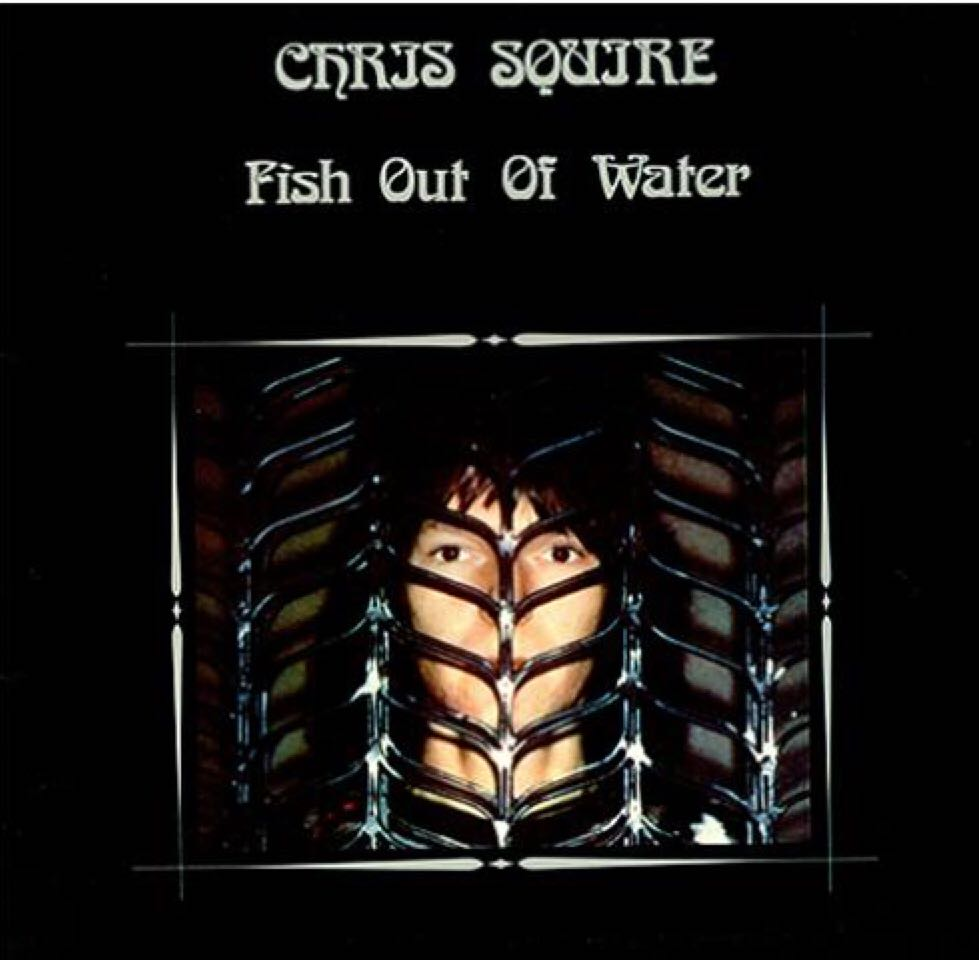 Fish Out Of Water - CD/DVD cover