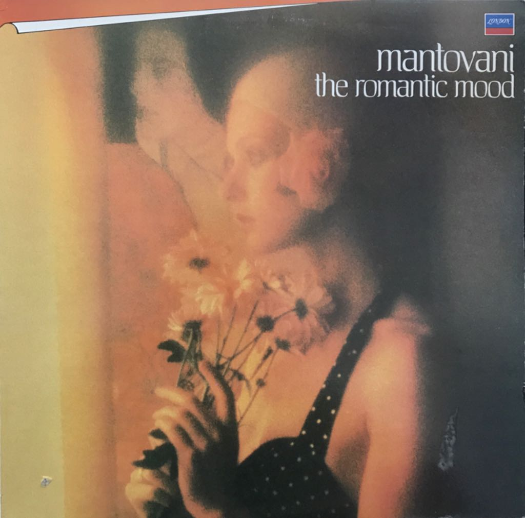Mantovani The Romantic Mood - 12