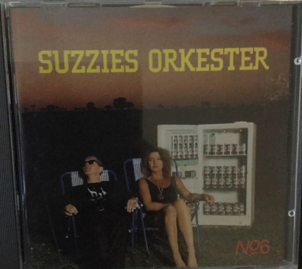 No.6 - CD cover