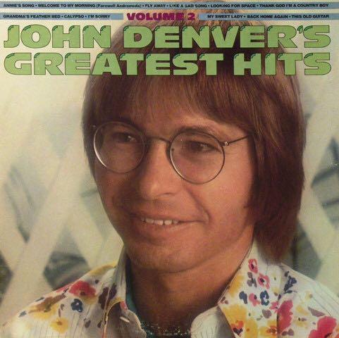 John Denver's Greatest Hits Volume 2 - 12