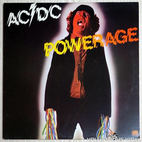 Powerage - MP3 cover