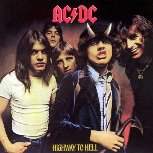 Highway To Hell - MP3 cover