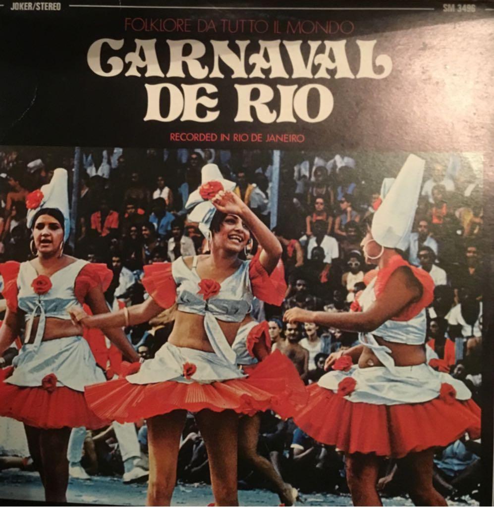 Carnaval De Rio -  cover