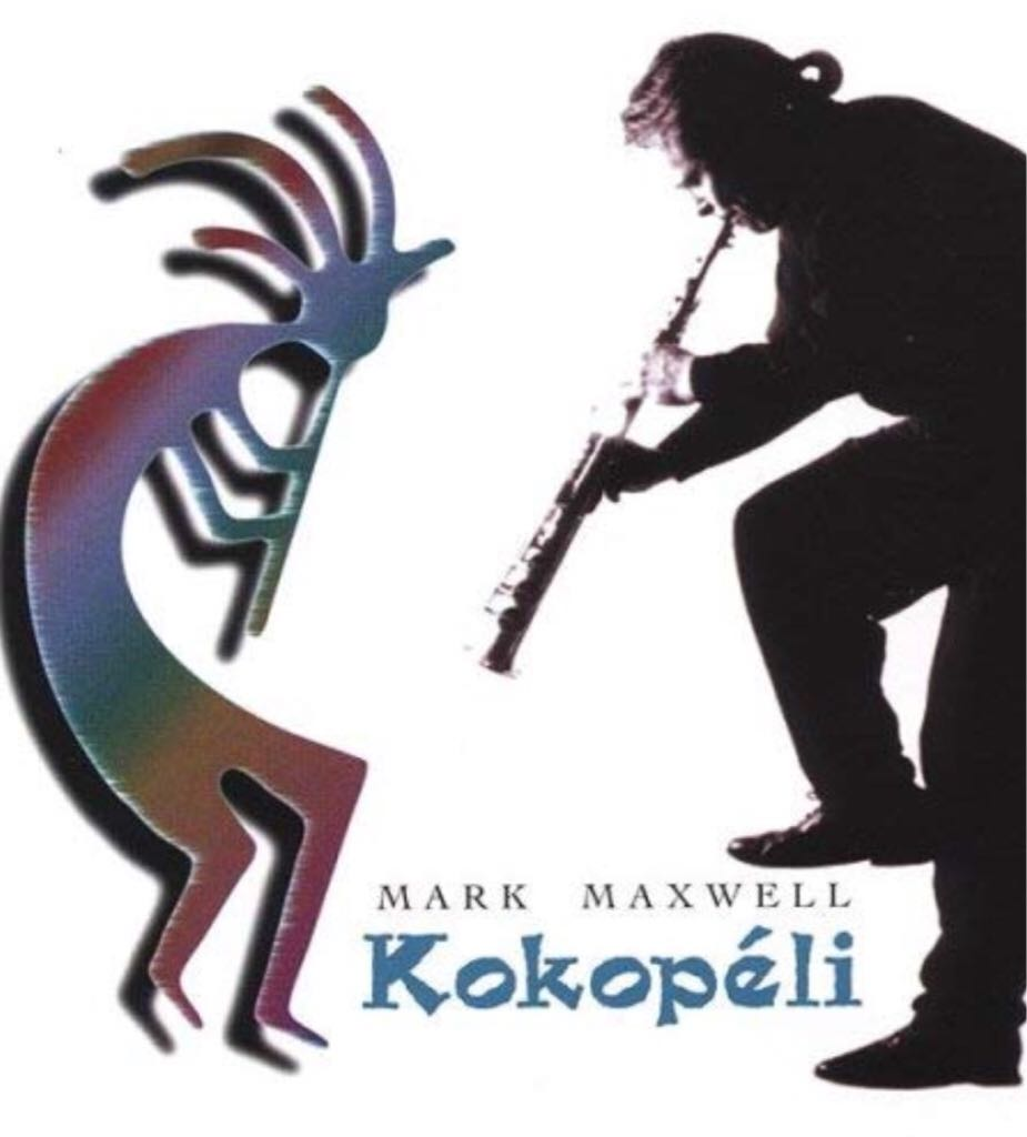 Kokopelli - CD cover