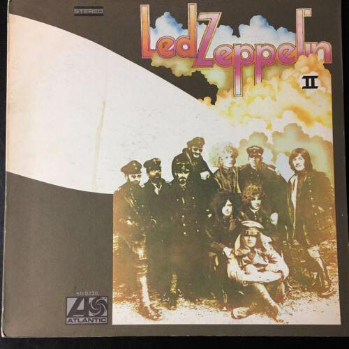 Led Zeppelin II - 12