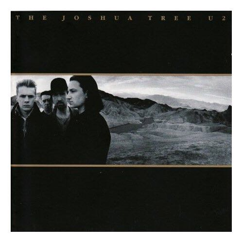 The Joshua Tree -  cover