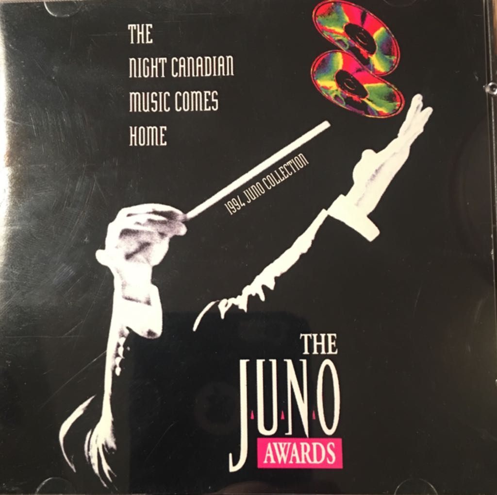 1994 Juno Collection - CD cover