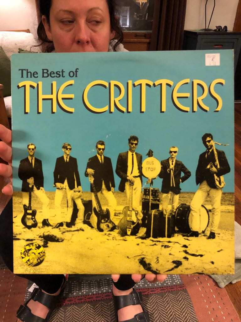 The Best Of The Critters -  cover