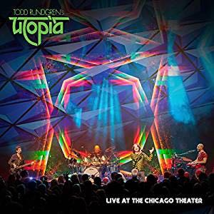 Live At The Chicago Theatre - CD cover