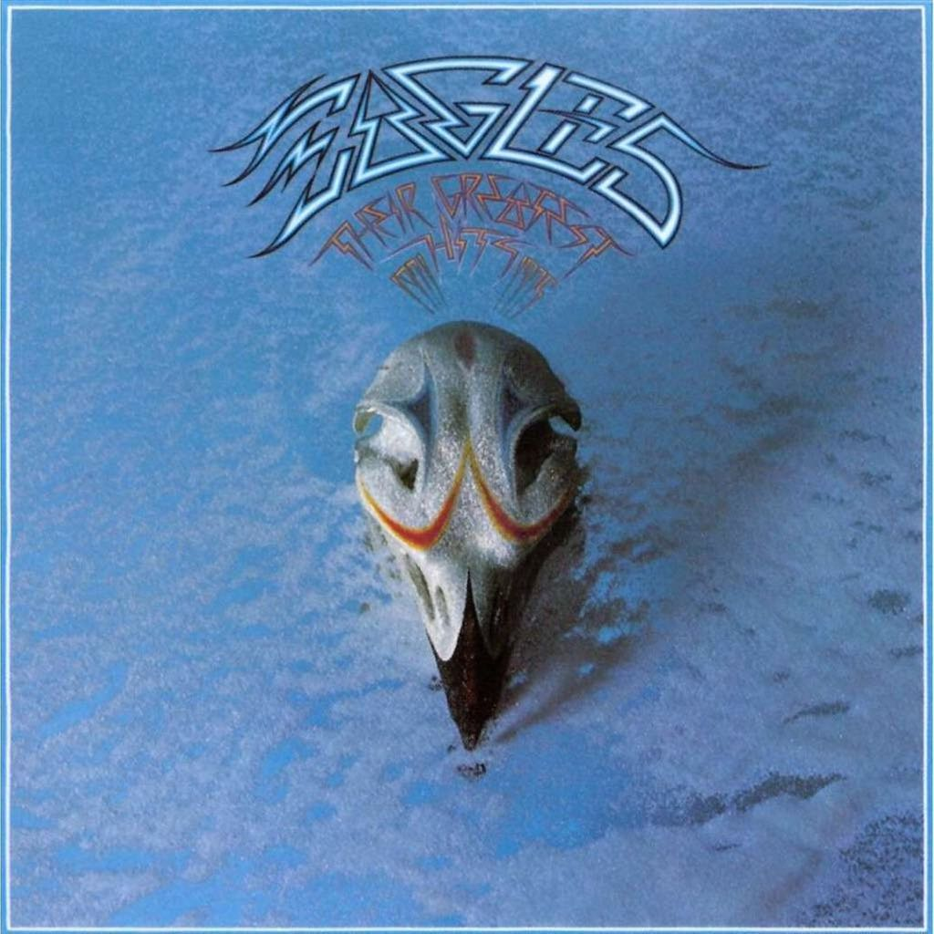 Eagles Their Greatest Hits 1971-1975 -  cover