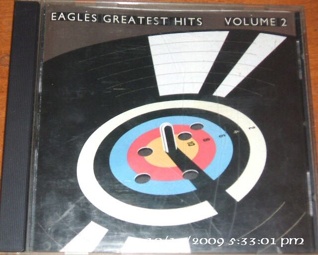 Eagles Greatest Hits: Volume 2 -  cover