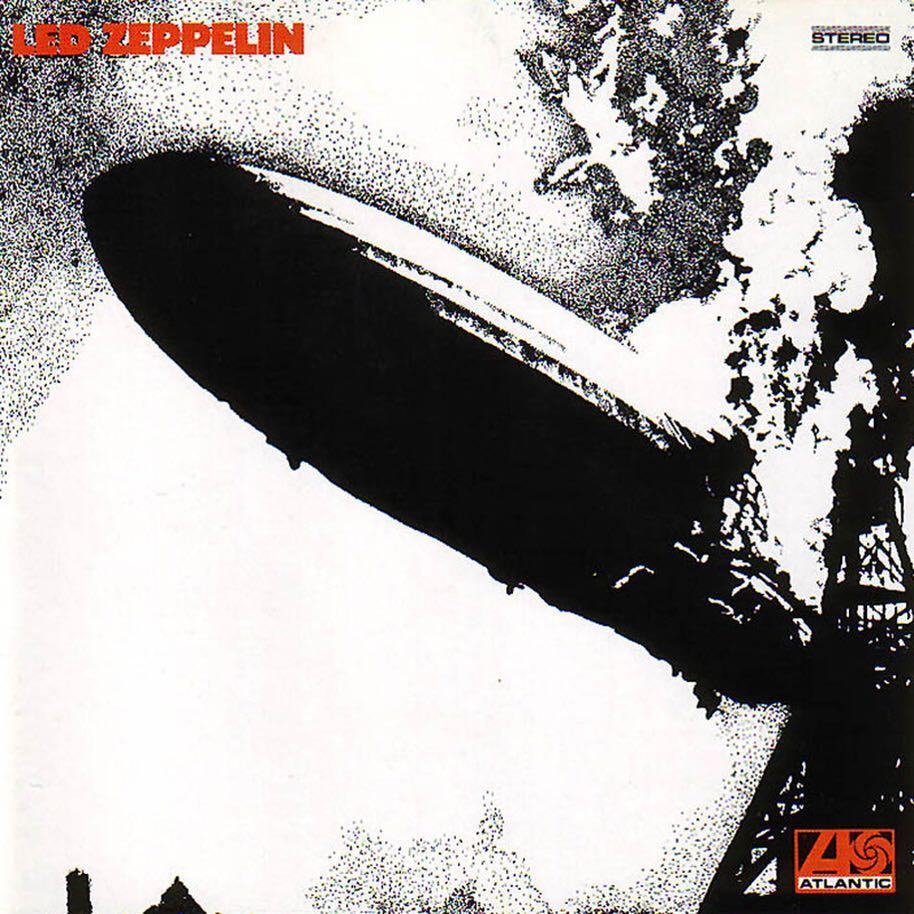 Led Zeppelin - CD cover