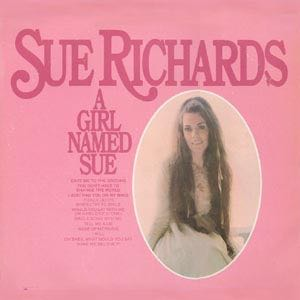 A Girl Named Sue -  cover