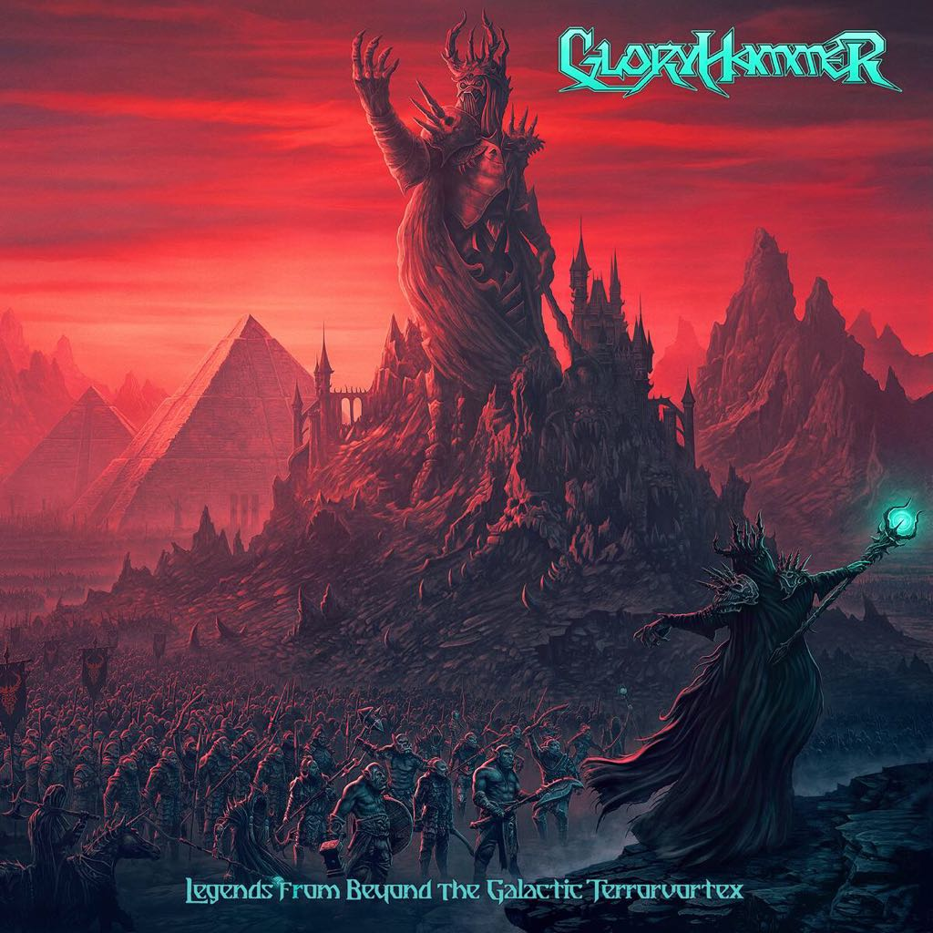 Legends from Beyond the Galactic Terrorvortex (Deluxe Version) - 12