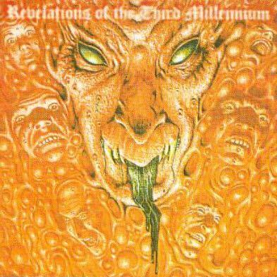 Revelations Of The Third Millennium - CD cover