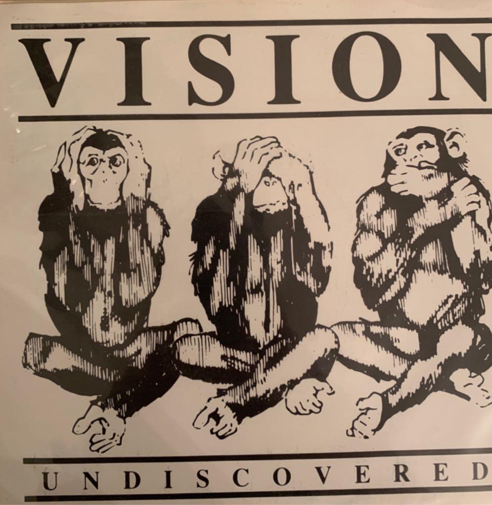 Undiscovered  - 7