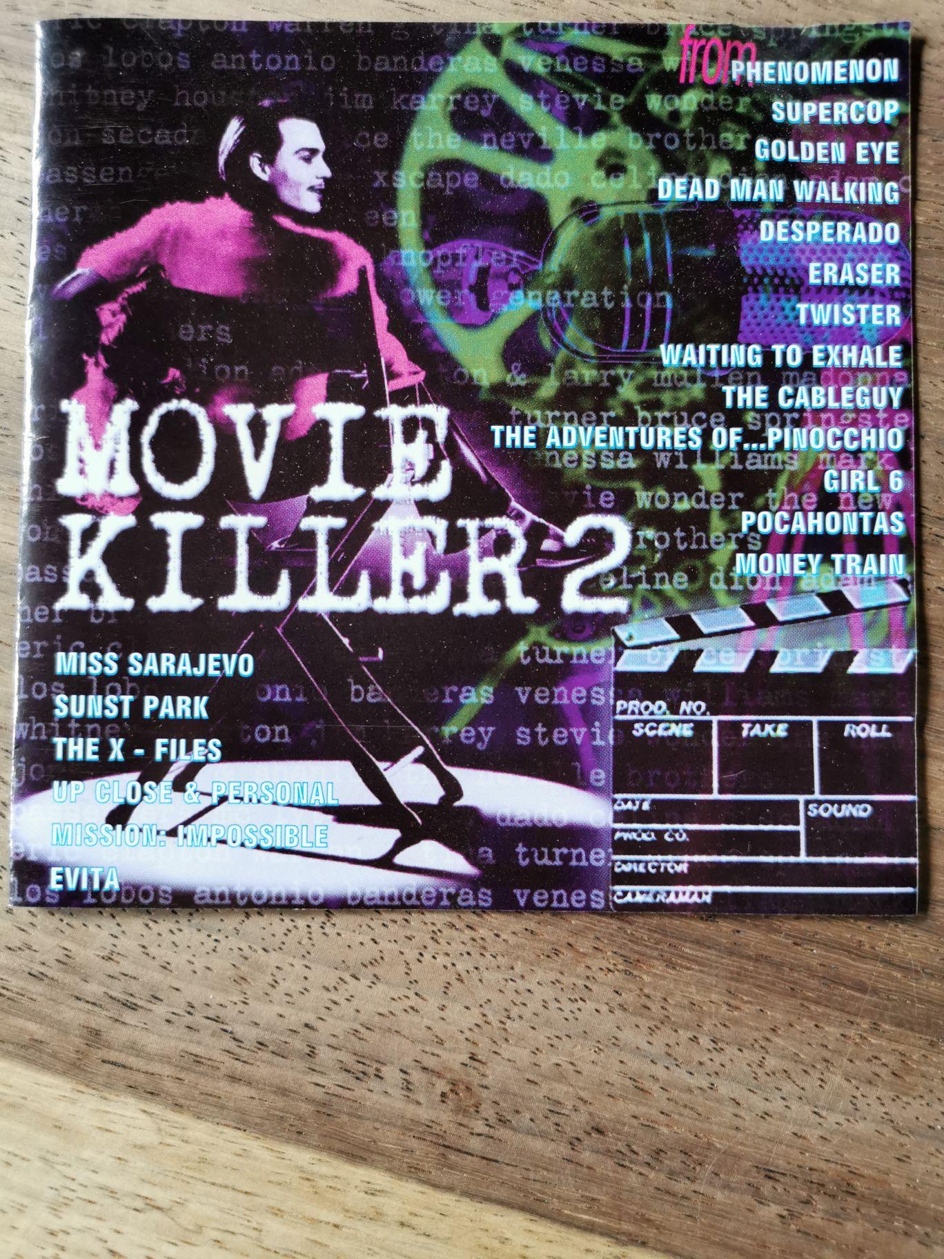 Movie Killer 2 -  cover