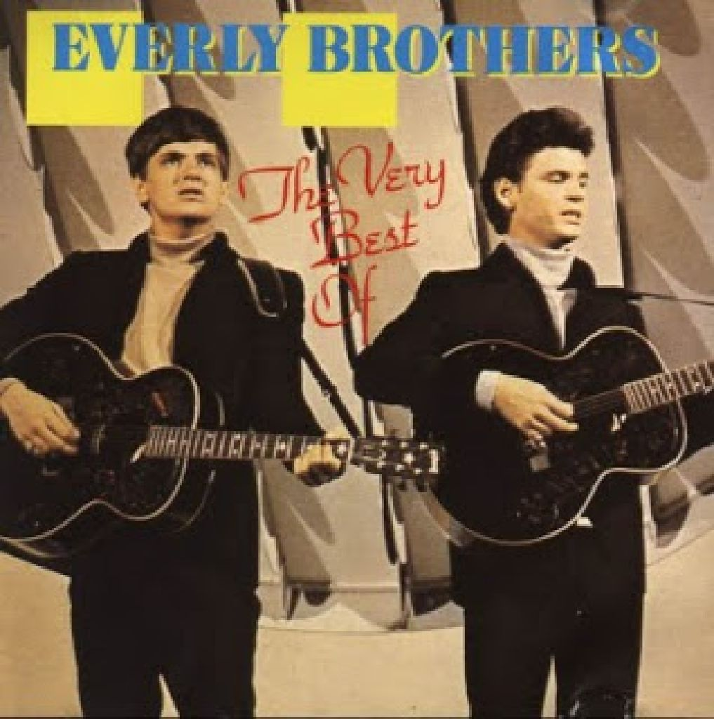 Everly Brothers, The -The Very Best Of (2CD) - CD cover