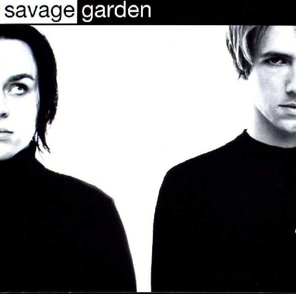 Savage Garden - Savage Garden - FLAC cover