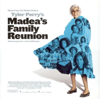 Tyler Perry Madea's Family Reunion -  cover