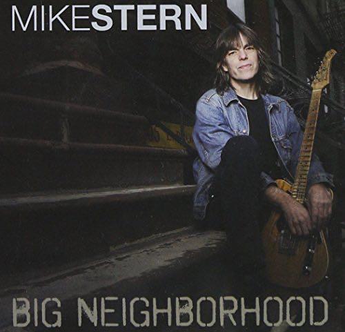 Big Neighbourhood - CD cover