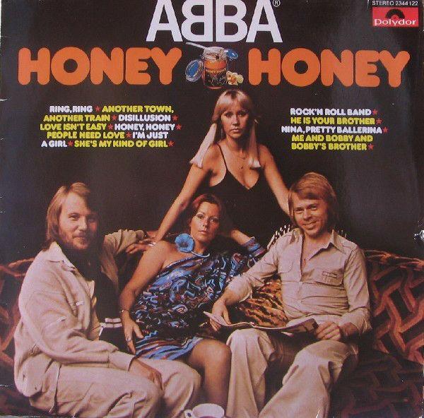 1975 - Honey, Honey (Vinyl) -  cover